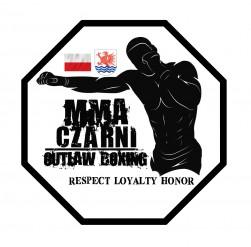 MMA CZARNI nowe logo