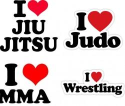 I love wrestling...