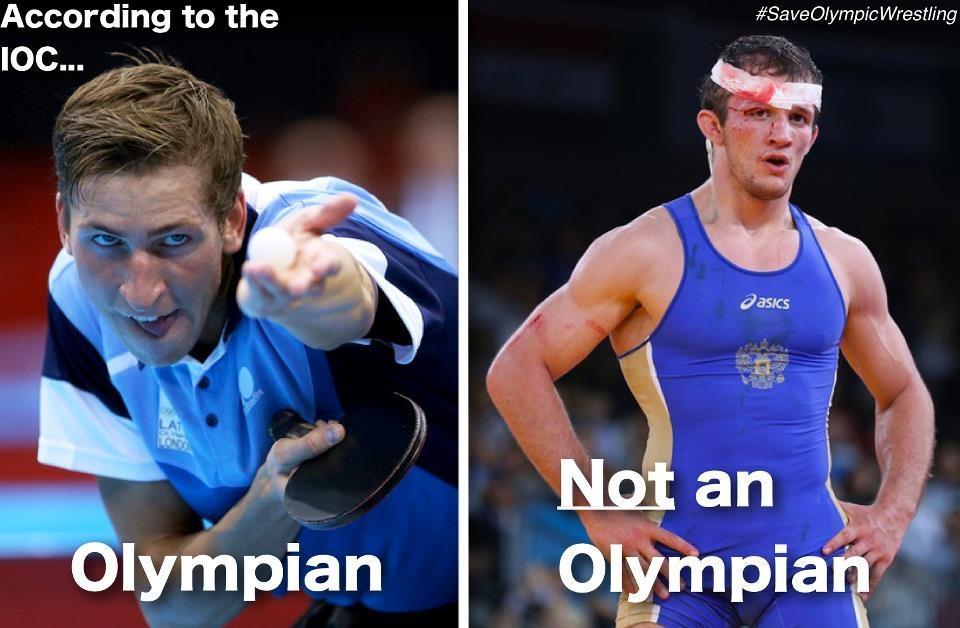 Save Olympic Wrestling Cover Photo NIE MA OLIMPIADY BEZ ZAPASOW
